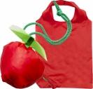 Opvouwbare draagtas/terug te vouwen tot fruit met trekkoord +stopper