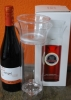Savino Wijnkaraf met mooie krachtige wijn